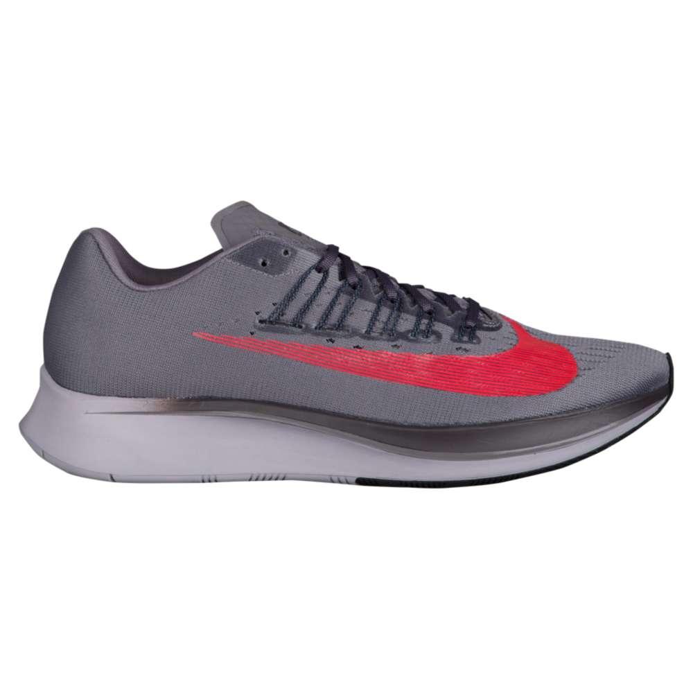 ナイキ Nike メンズ 陸上 シューズ・靴【Zoom Fly】Gunsmoke/Bright Crimson/Thunder Grey