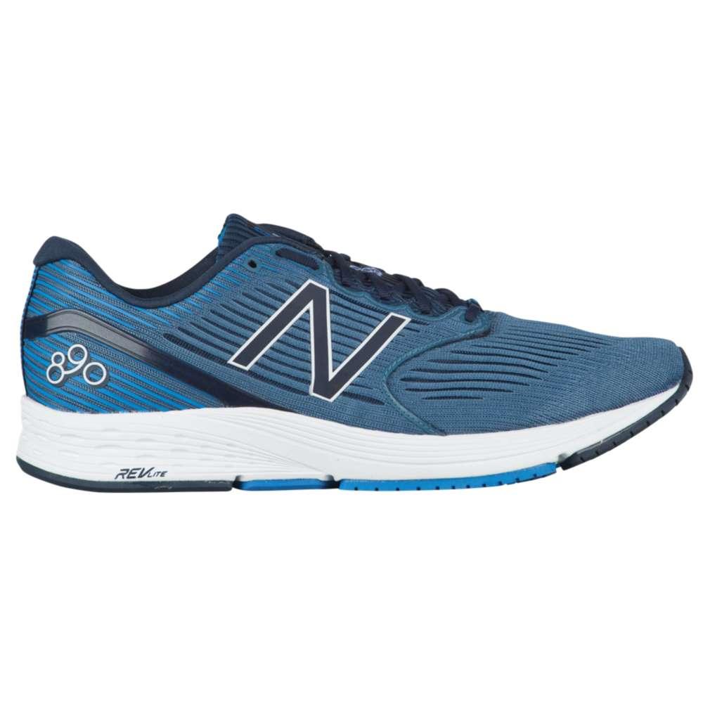 ニューバランス New Balance メンズ ランニング・ウォーキング シューズ・靴【890 V6】Light Petrol/Galaxy/Laser Blue