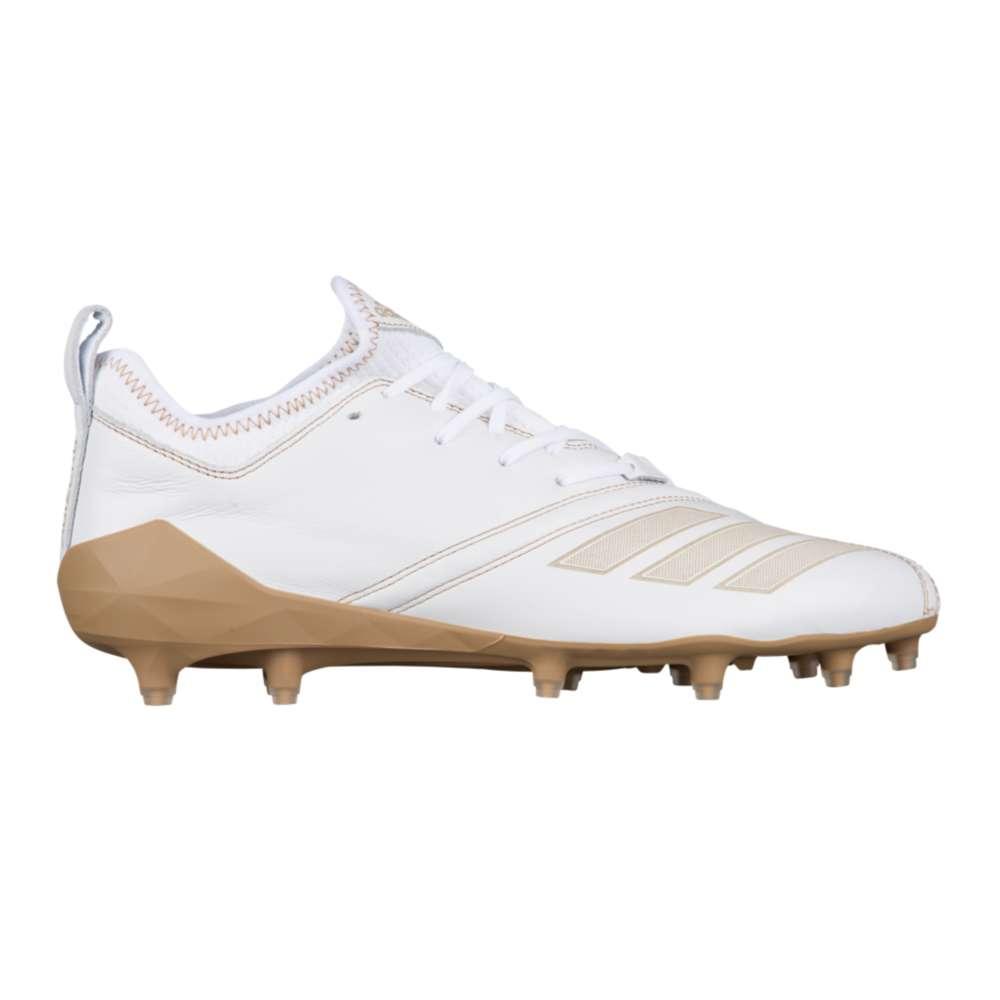 アディダス adidas メンズ アメリカンフットボール シューズ・靴【adiZero 5-Star 7.0 Sunday's Best】White/Cardboard/White