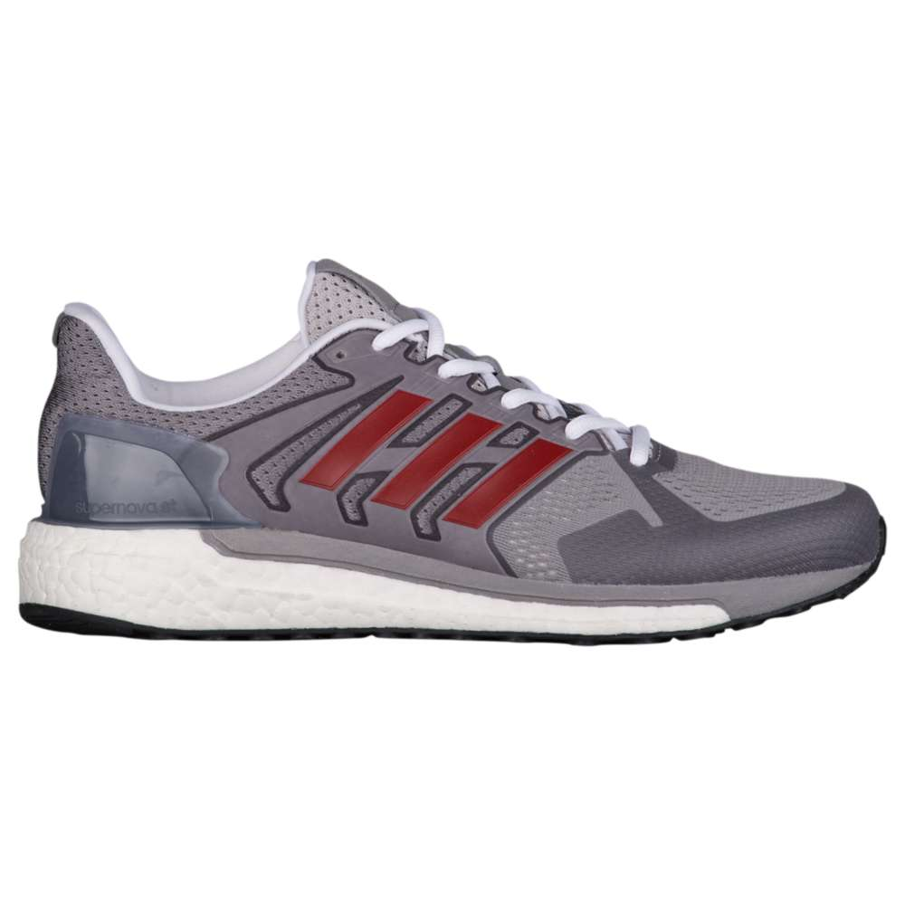 アディダス adidas メンズ ランニング・ウォーキング シューズ・靴【Supernova ST】Grey/Scarlet/College Royal