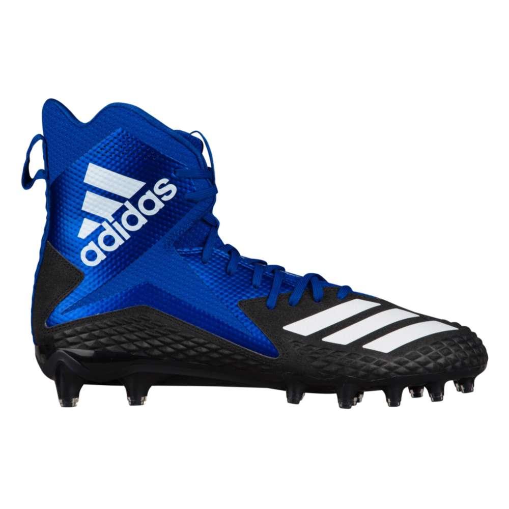 アディダス adidas メンズ アメリカンフットボール シューズ・靴【Freak X Carbon High】Black/College Royal