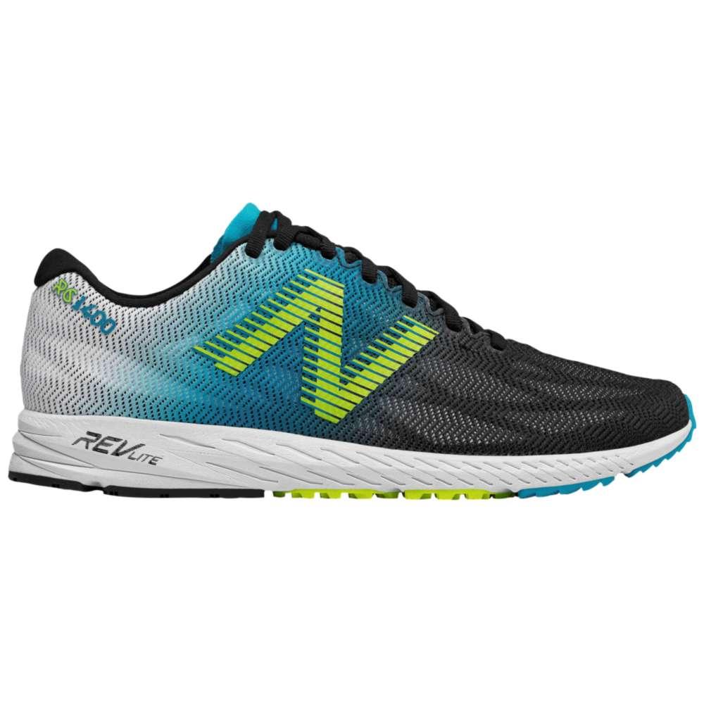 ニューバランス New Balance メンズ 陸上 シューズ・靴【1400 V6】Maldives Blue/Black/Hi-Lite
