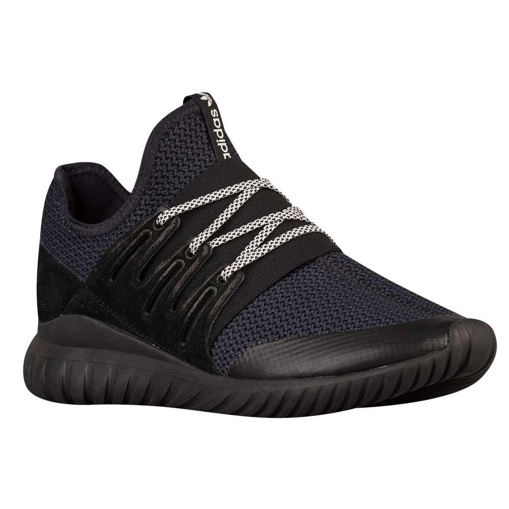 アディダス adidas Originals メンズ ランニング・ウォーキング シューズ・靴【Tubular Radial】Black/Black/Vintage White