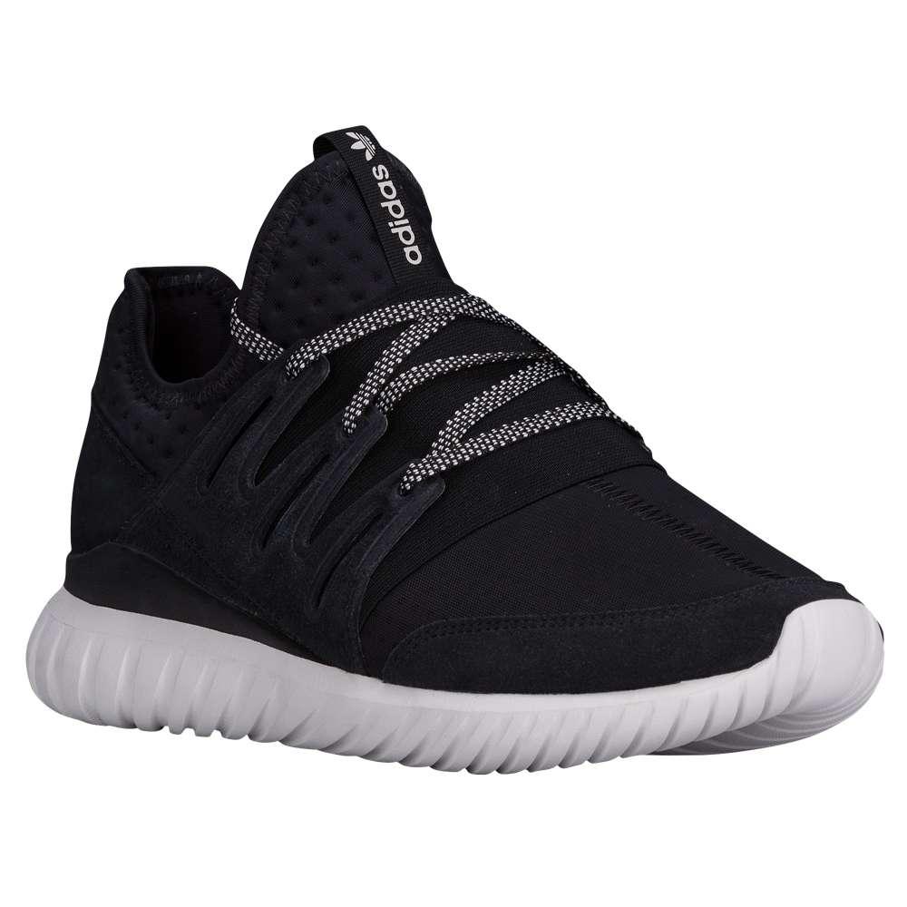 アディダス adidas Originals メンズ ランニング・ウォーキング シューズ・靴【Tubular Radial】Black/White/Black