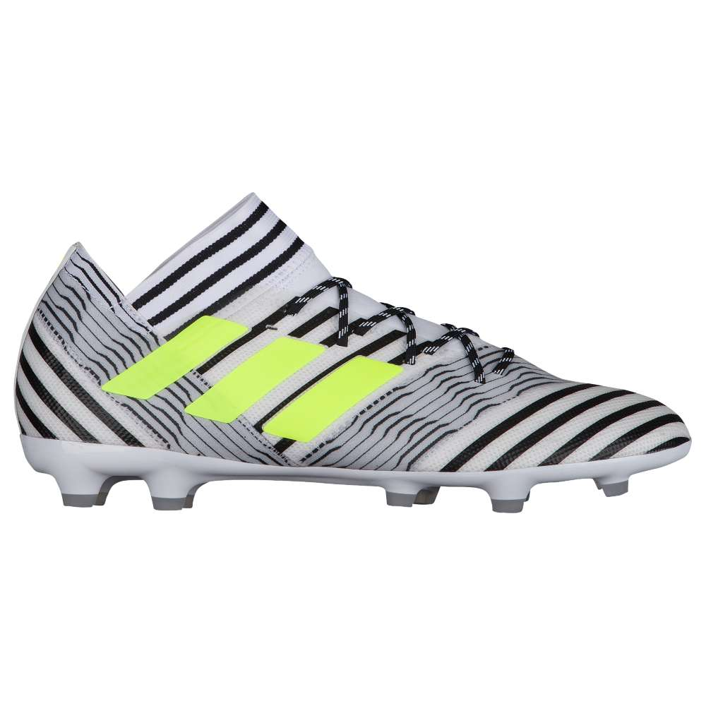 アディダス adidas メンズ サッカー シューズ・靴【Nemeziz 17.2 FG】Footwear White/Solar Yellow/Core Black