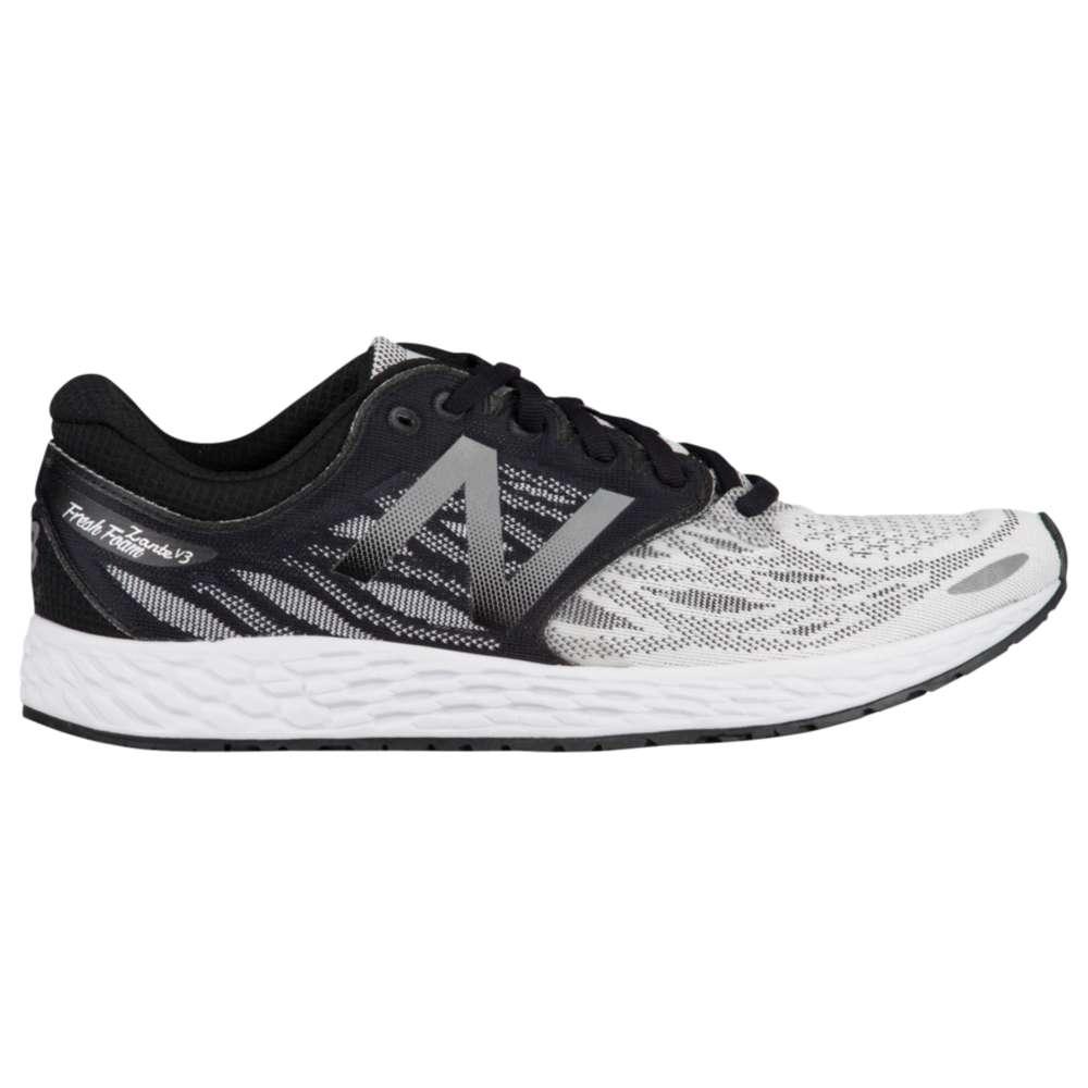 ニューバランス New Balance メンズ ランニング・ウォーキング シューズ・靴【Fresh Foam Zante V3】Arctic Fox/Black/White