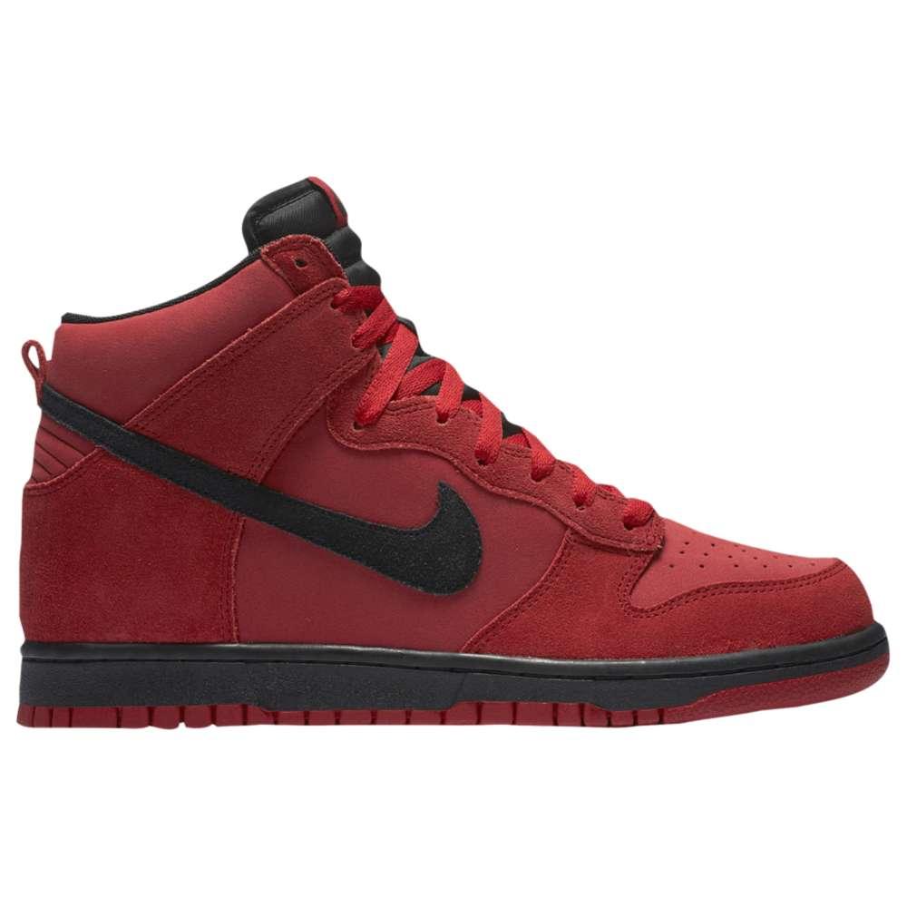ナイキ Nike メンズ バスケットボール シューズ・靴【Dunk Hi】Gym Red/Black
