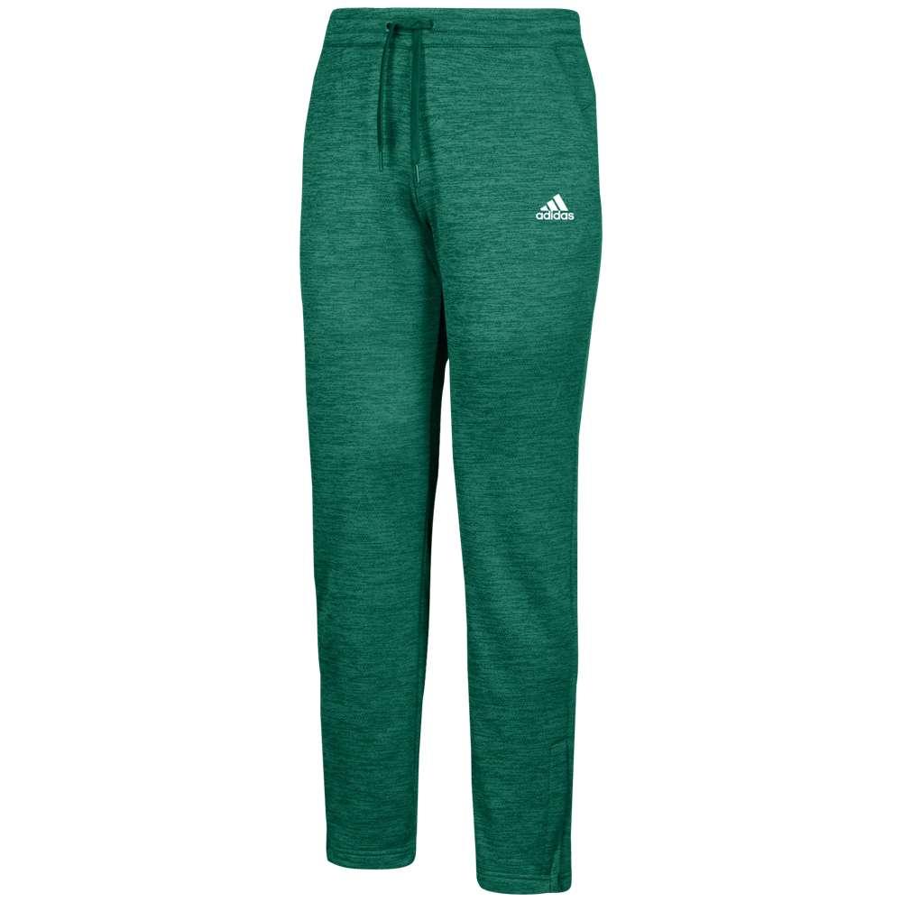 アディダス adidas メンズ ボトムス・パンツ【Team Issue Fleece Pants】Dark Green/White
