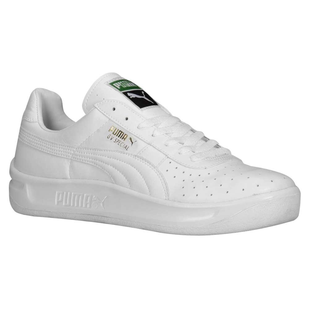 プーマ PUMA メンズ テニス シューズ・靴【GV Special】White/White