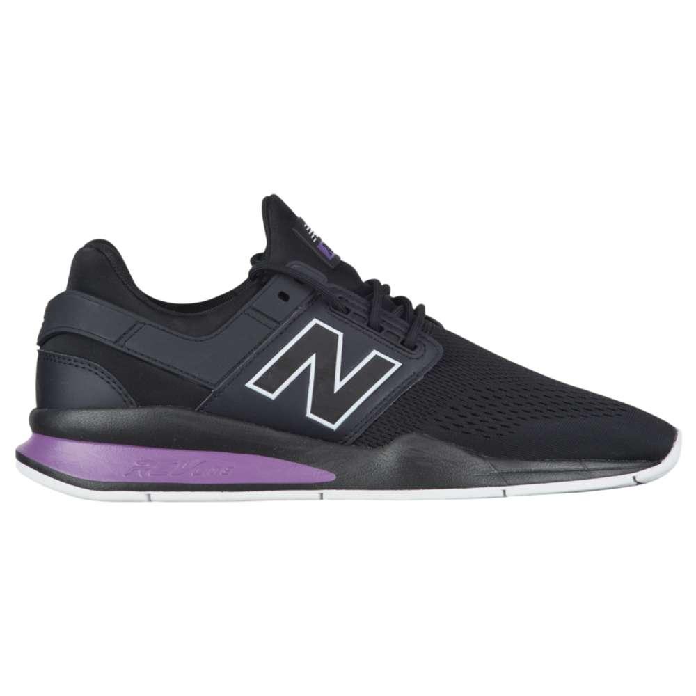 ニューバランス New Balance メンズ ランニング・ウォーキング シューズ・靴【247】Black/Faded Violet