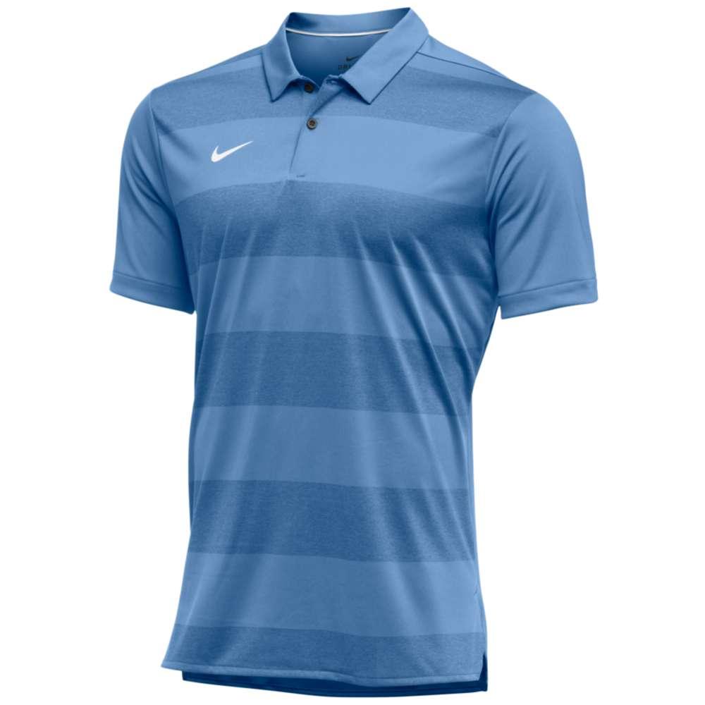 ナイキ Nike メンズ トップス ポロシャツ【Team Authentic Dry Early Season Polo】Valor Blue/White