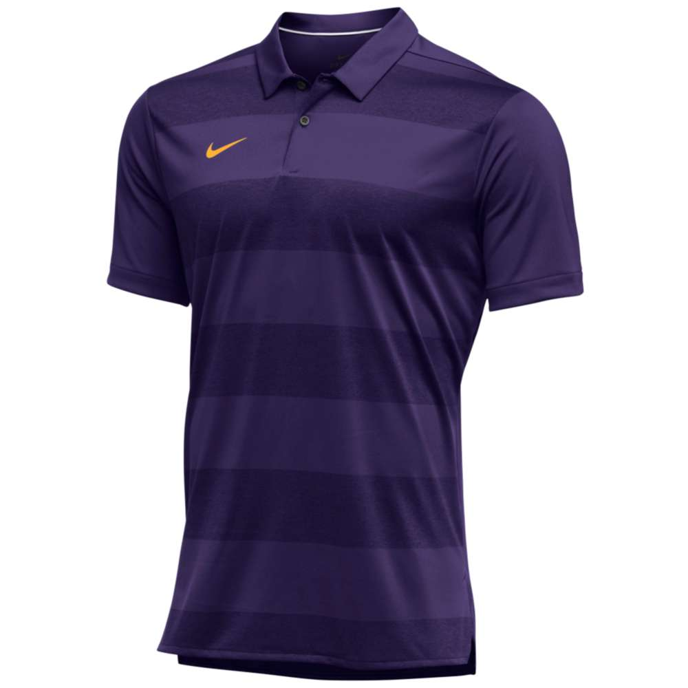 ナイキ Nike メンズ トップス ポロシャツ【Team Authentic Dry Early Season Polo】Court Purple/Sundown
