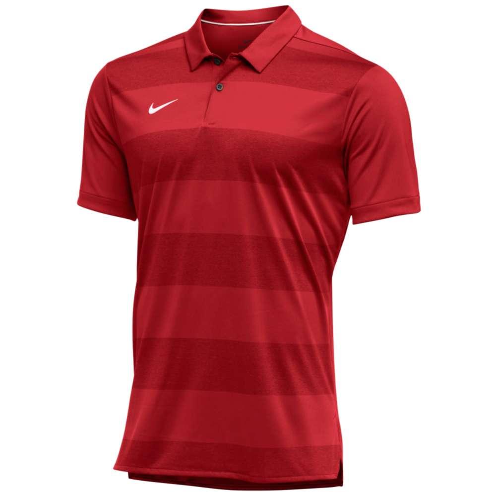ナイキ Nike メンズ トップス ポロシャツ【Team Authentic Dry Early Season Polo】University Red/White