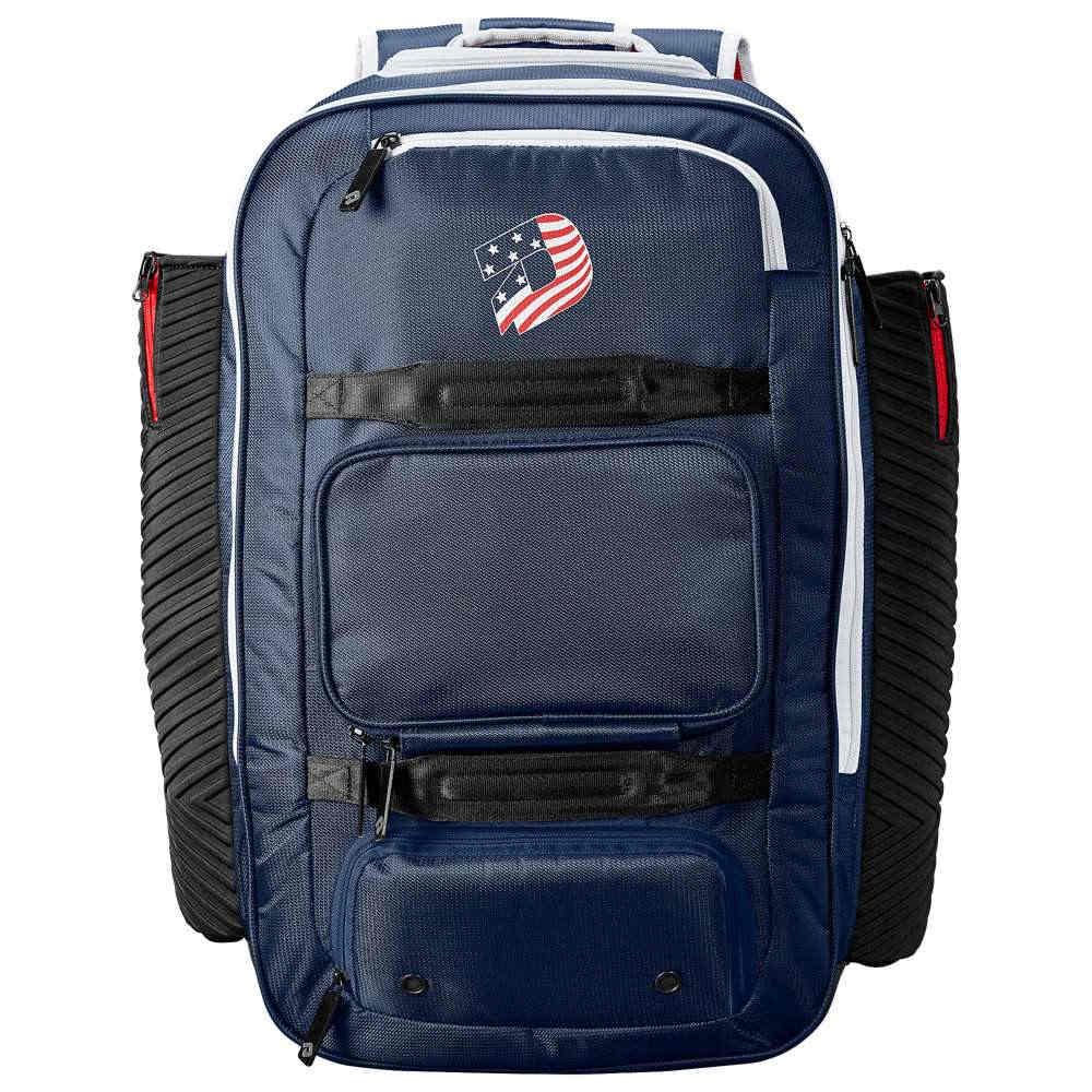 ディマリニ DeMarini ユニセックス バッグ バックパック・リュック【Special Ops Spectre Baseball Backpack】Navy