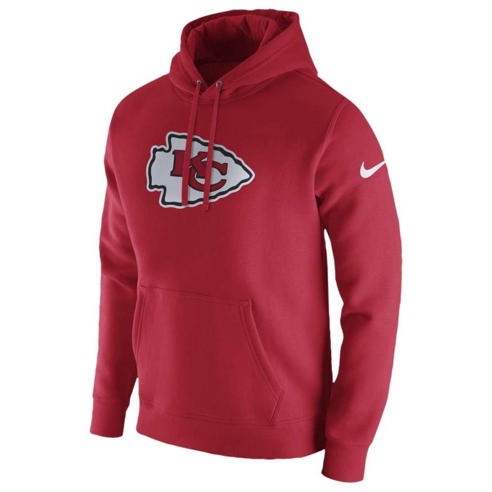 ナイキ Nike メンズ トップス パーカー【NFL Pullover Fleece Club Hoodie】Red
