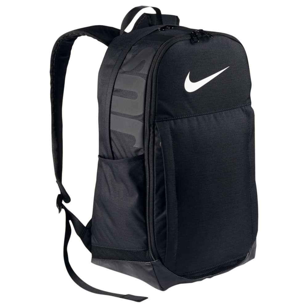 ナイキ Nike ユニセックス バッグ バックパック・リュック【Brasilia X-Large Backpack】Black/Black/White