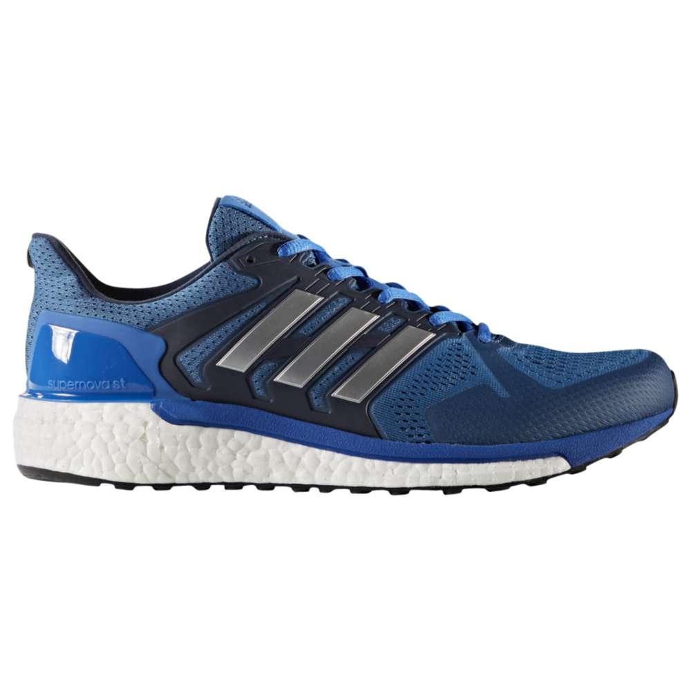 大勧め アディダス adidas アディダス メンズ ランニング・ウォーキング ST】Core シューズ adidas・靴【Supernova ST】Core Blue/Silver Metallic/Blue, 川副町:be6b1f90 --- supercanaltv.zonalivresh.dominiotemporario.com