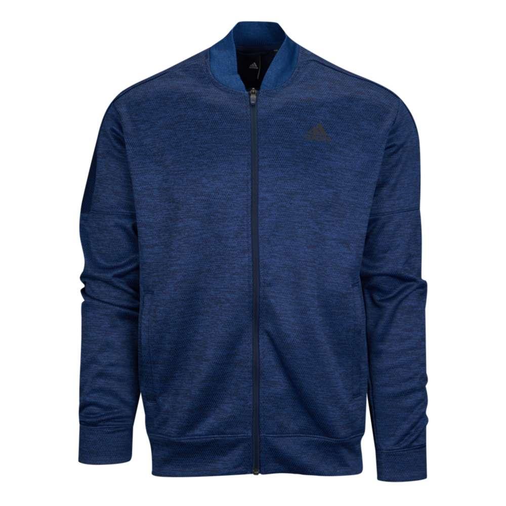 アディダス adidas メンズ トップス フリース【Team Issue Full-Zip Fleece Jacket】College Navy