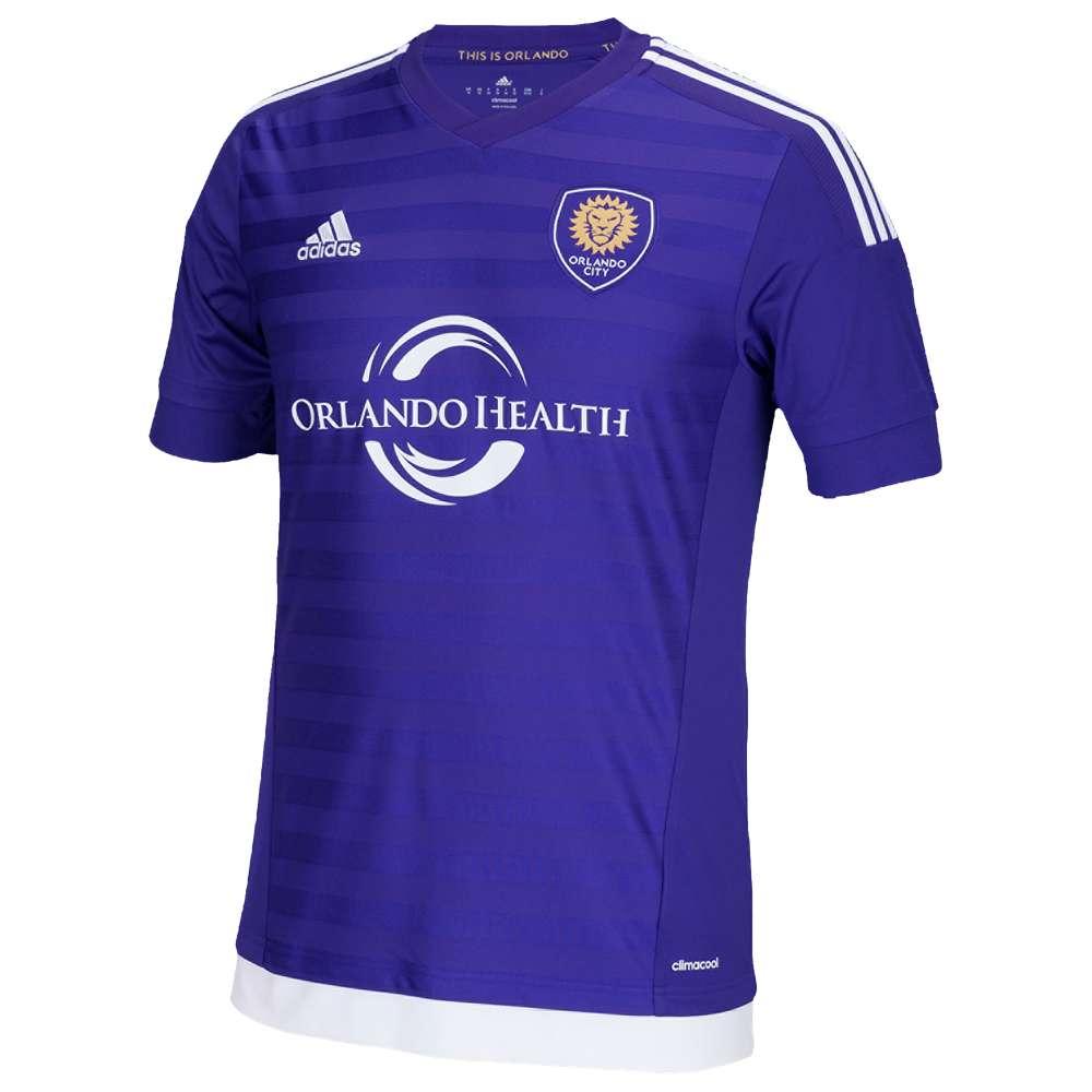 アディダス adidas メンズ トップス【MLS Replica Jersey】Purple