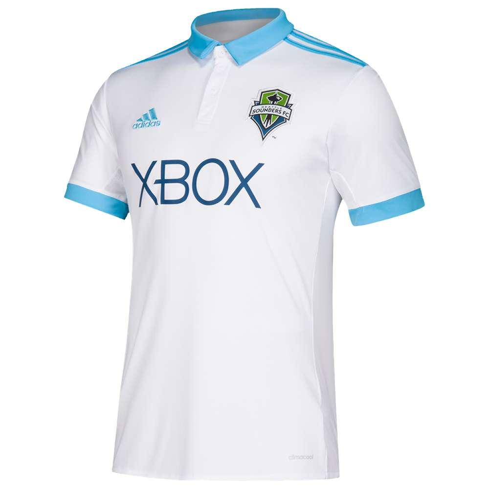 アディダス adidas メンズ トップス【MLS Replica Jersey】White/Sky Blue