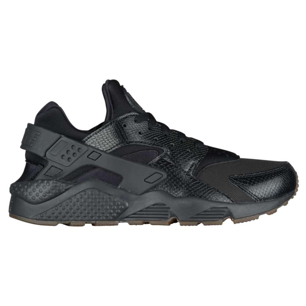 ナイキ Nike メンズ ランニング・ウォーキング シューズ・靴【Air Huarache】Black/Elemental Gold/Gum Med Brown