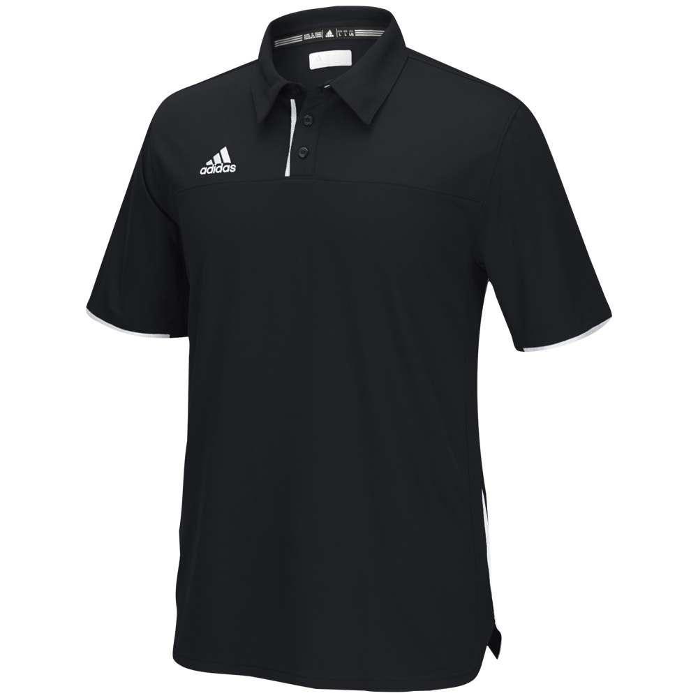 アディダス adidas メンズ トップス ポロシャツ【Team Utility Polo】Black/White