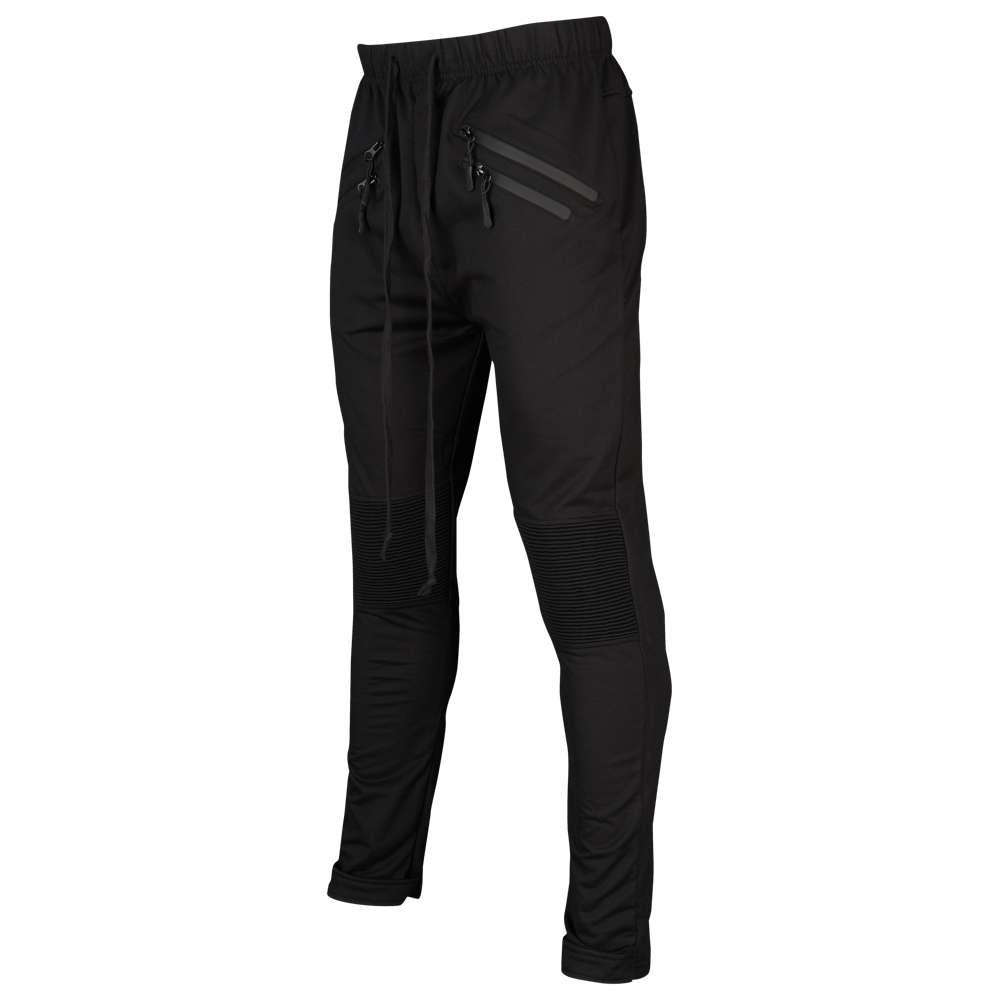 アメリカンスティッチ American Stitch メンズ ボトムス・パンツ【Fleece Moto Pants】Black