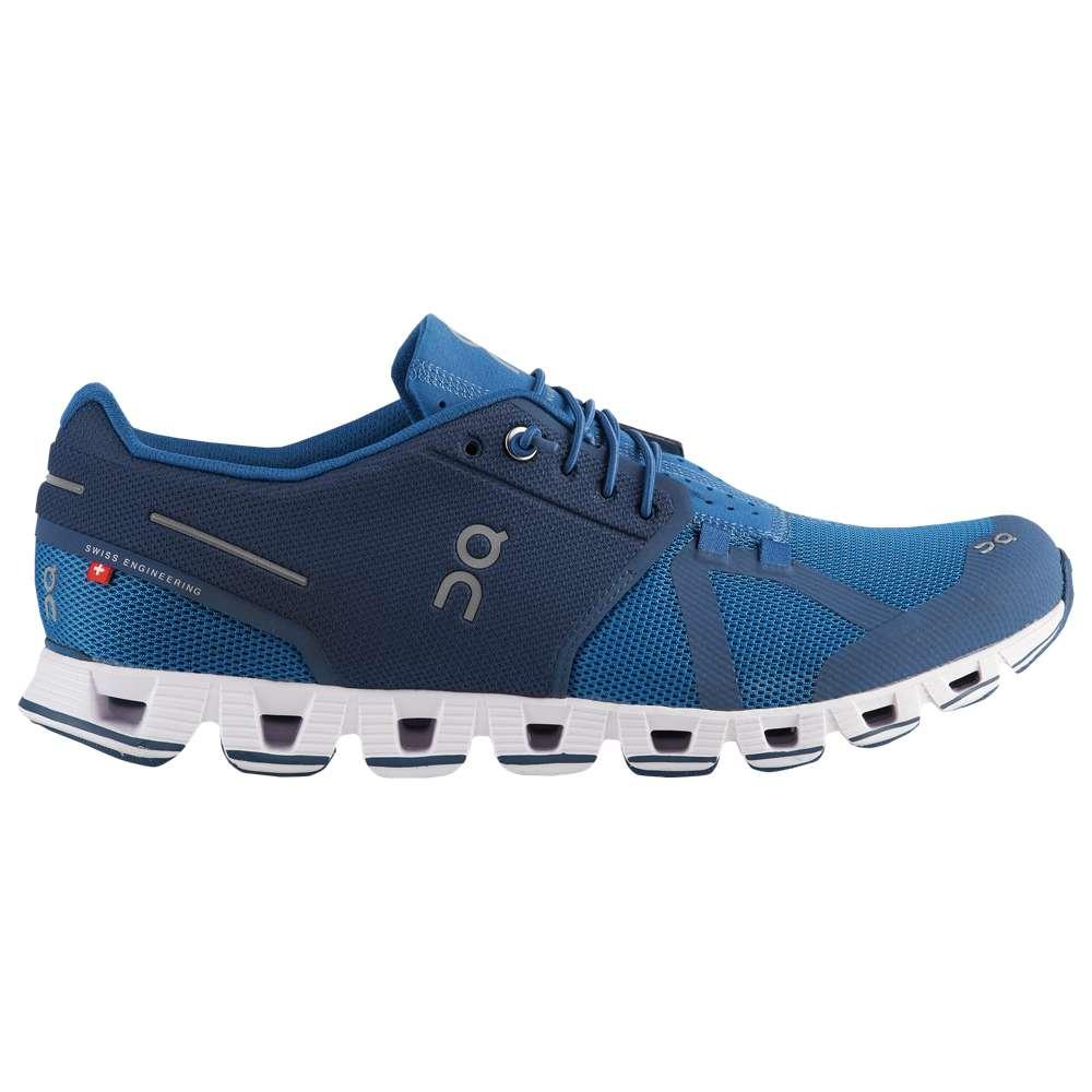 オン On メンズ ランニング・ウォーキング シューズ・靴【Cloud】Blue/Denim