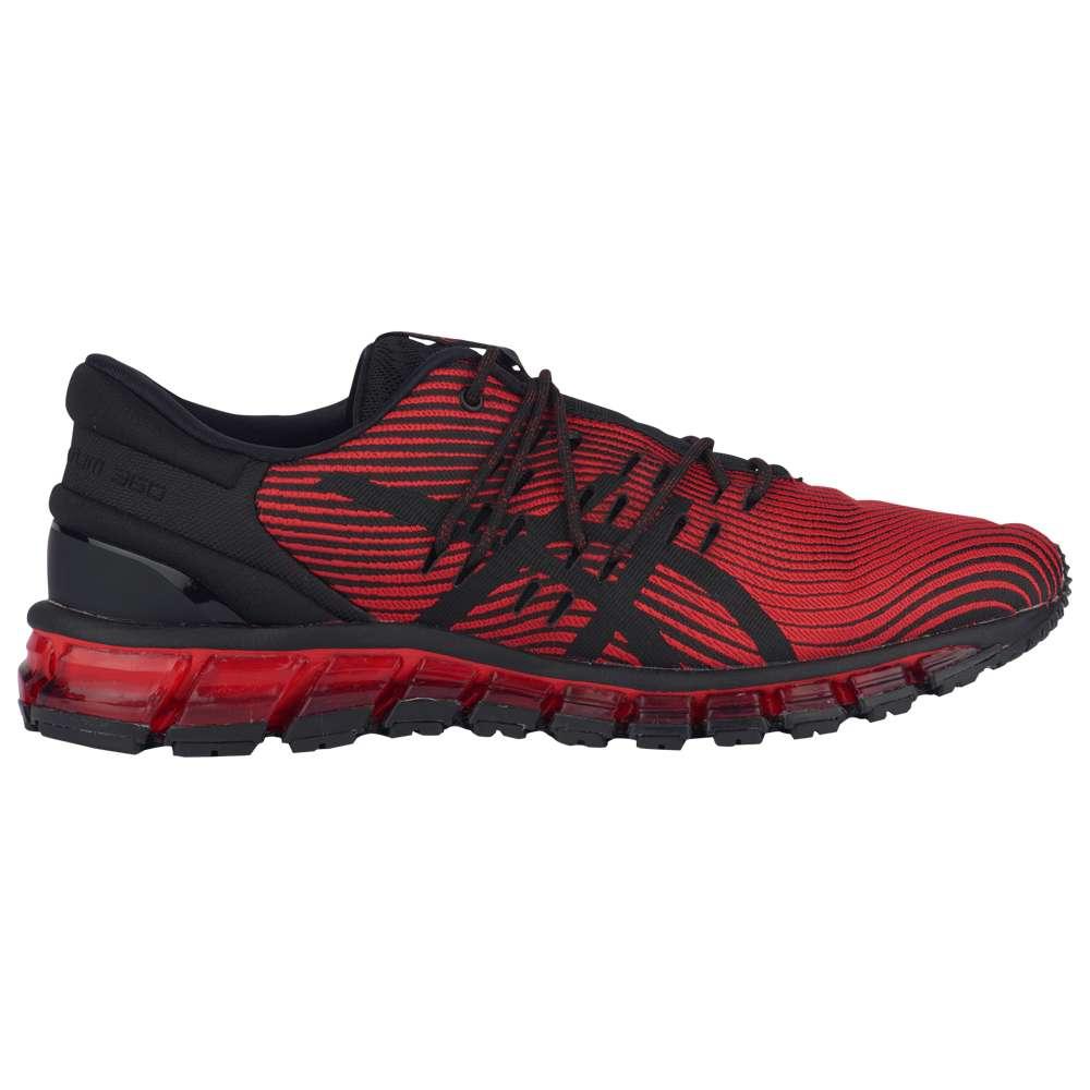 アシックス ASICS メンズ ランニング・ウォーキング シューズ・靴【GEL-Quantum 360 4】Red Alert/Black