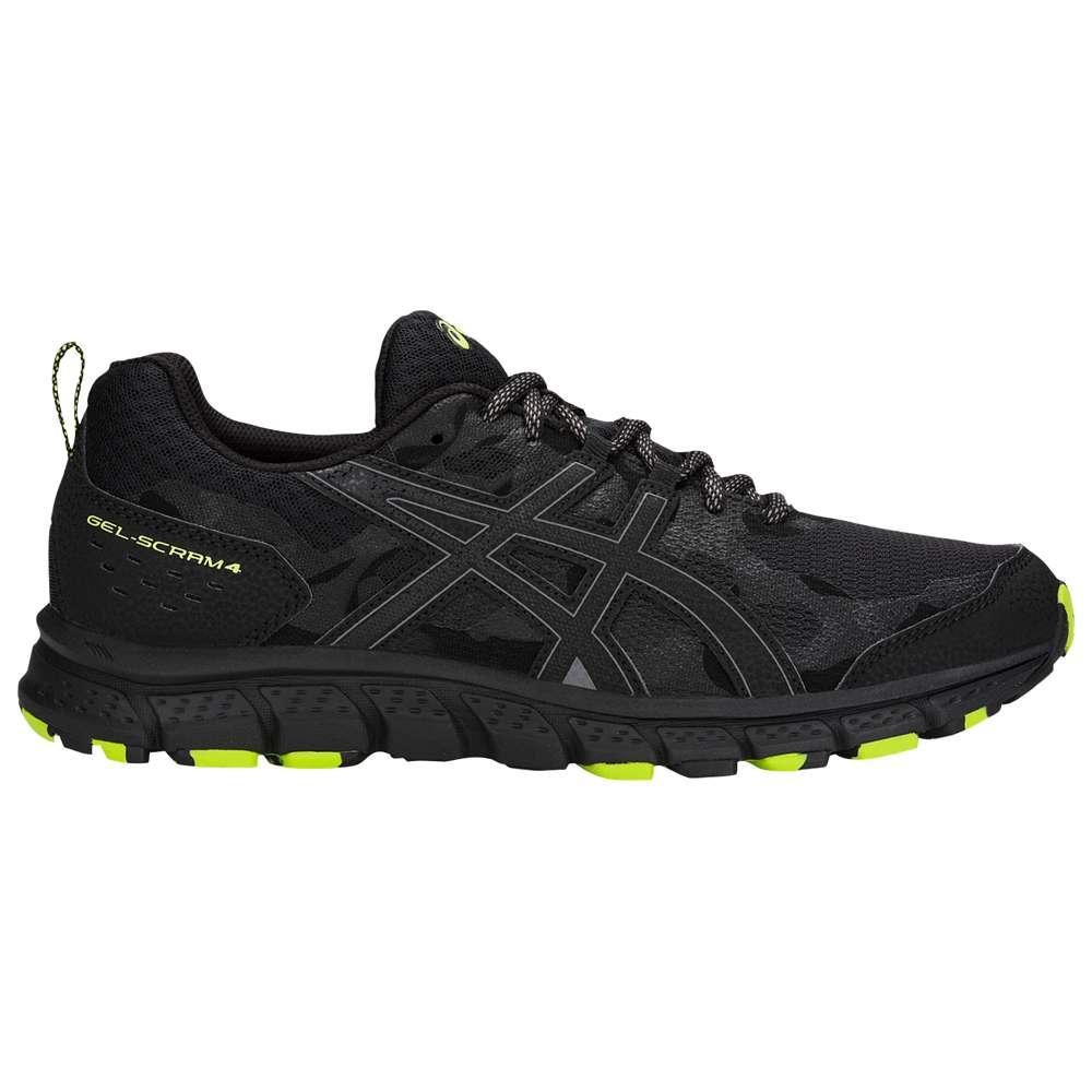 アシックス ASICS メンズ ランニング・ウォーキング シューズ・靴【GEL-Scram 4】Black/Black