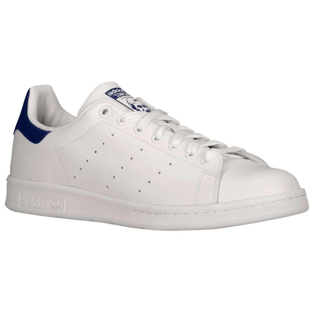 アディダス adidas Originals メンズ テニス シューズ・靴【Stan Smith】Running White/Running White/New Navy