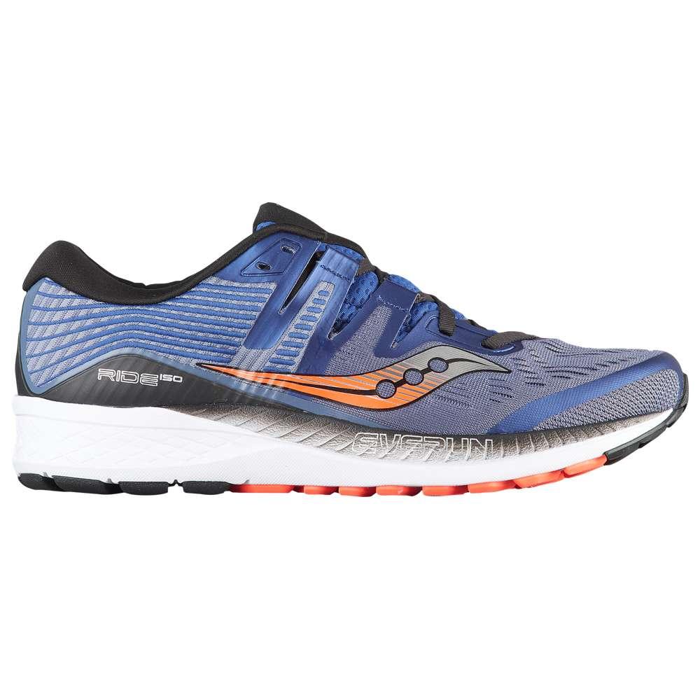 サッカニー Saucony メンズ ランニング・ウォーキング シューズ・靴【Ride ISO】Grey/Blue/Vizi Red