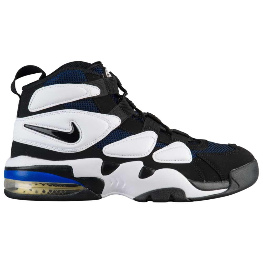 ナイキ Nike メンズ バスケットボール シューズ・靴【Air Max 2 Uptempo '94】White/Black/Royal Blue/Lemon Twist