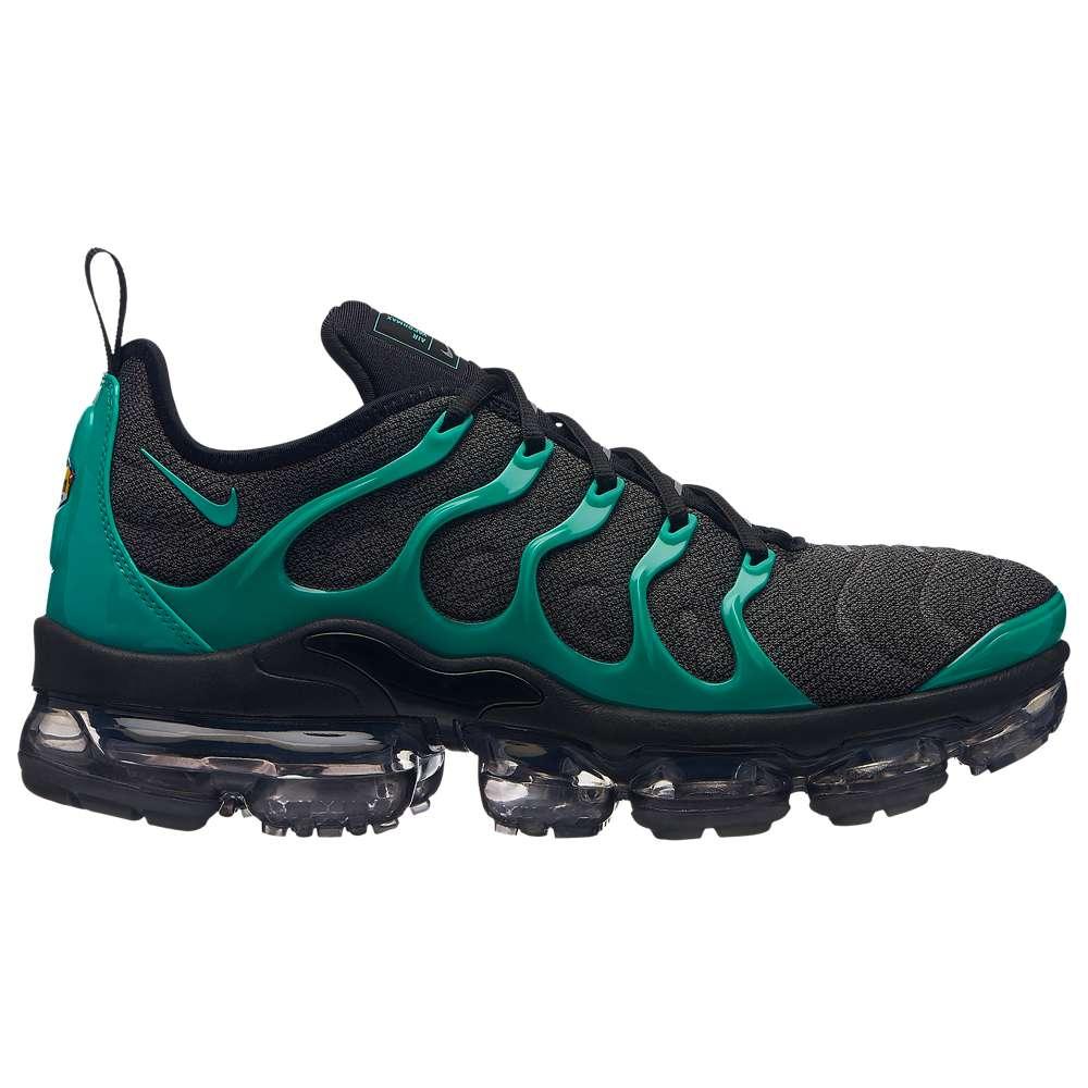 ナイキ Nike メンズ ランニング・ウォーキング シューズ・靴【Air Vapormax Plus】Black/Clear Emerald/Cool Grey/Dark Grey