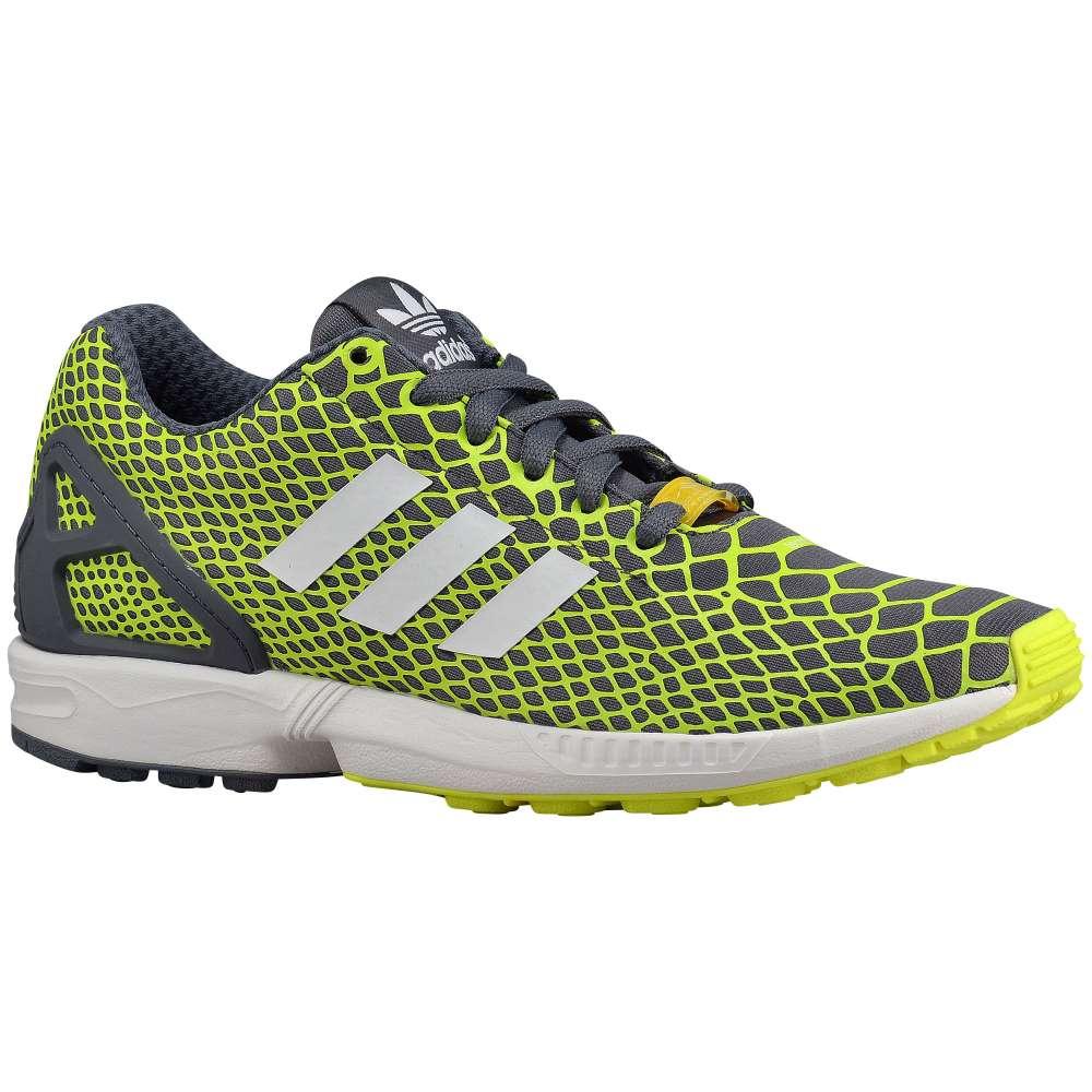 アディダス adidas Originals メンズ ランニング・ウォーキング シューズ・靴【ZX Flux】Solar Yellow/White/Onix