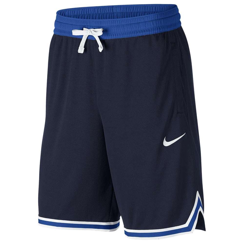 ナイキ Nike メンズ バスケットボール ボトムス・パンツ【DNA Shorts】College Navy/Game Royal/White