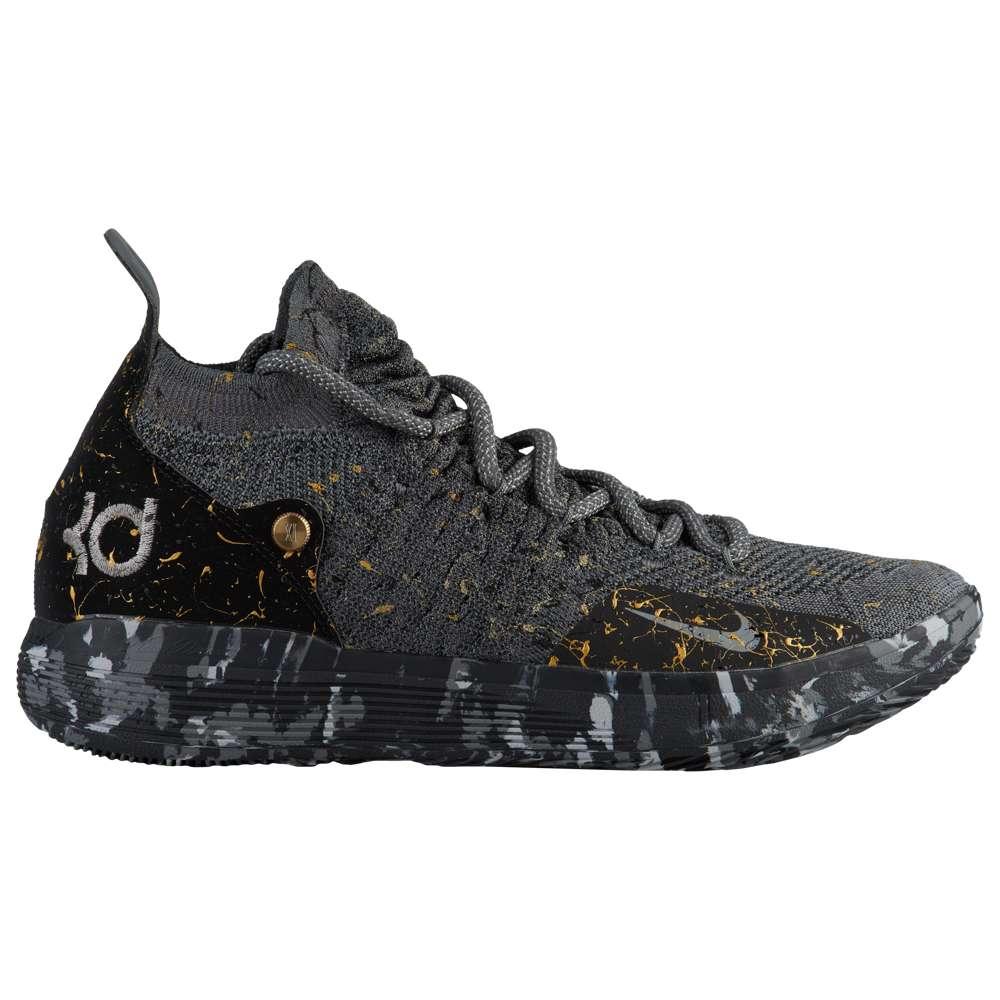ナイキ Nike メンズ バスケットボール シューズ・靴【KD 11】Multi/Metallic Gold