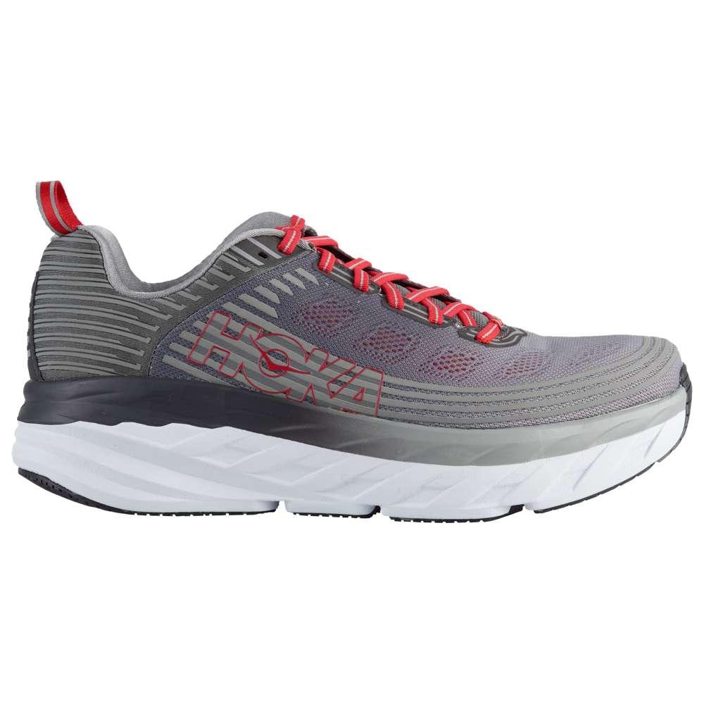 ホカ オネオネ HOKA ONE ONE メンズ ランニング・ウォーキング シューズ・靴【Bondi 6】Alloy/Steel Gray