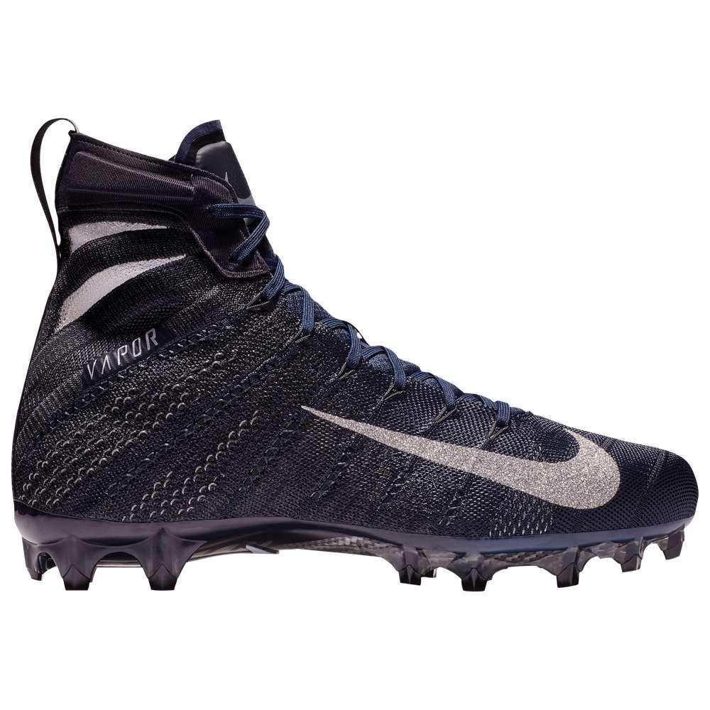 ナイキ Nike メンズ アメリカンフットボール シューズ・靴【Vapor Untouchable 3 Elite】Black/Metallic Silver/College Navy/Black