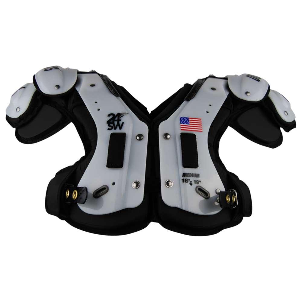 ダグラス Douglas メンズ アメリカンフットボール プロテクター【CP 24SW Flat Shoulder Pad】