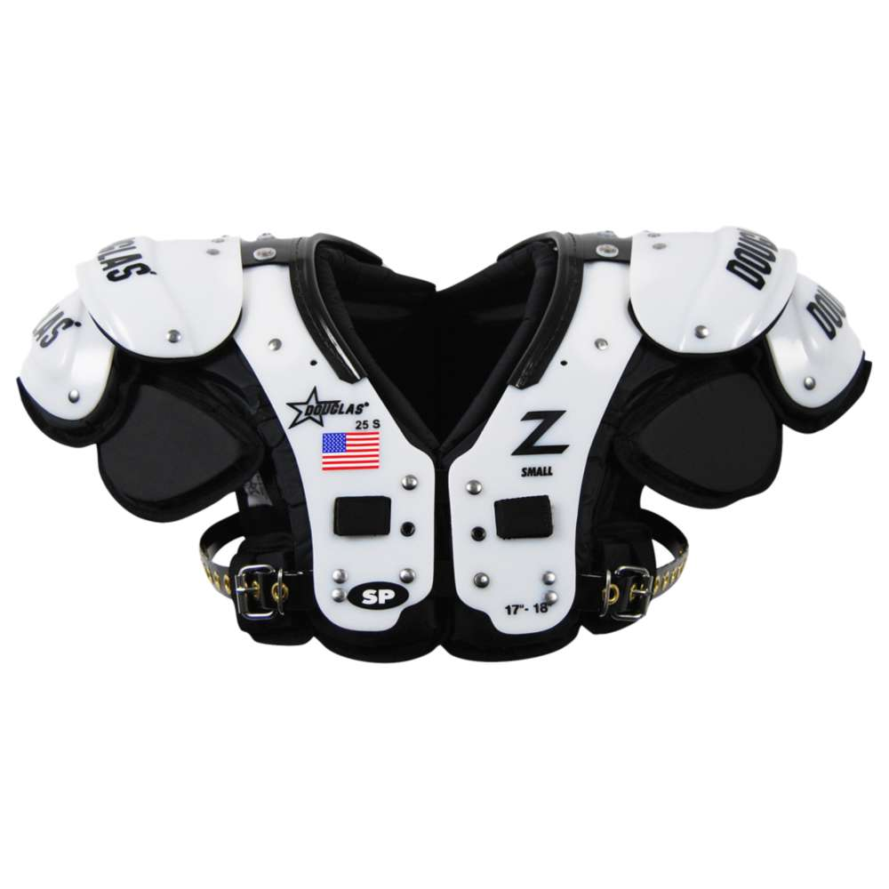 ダグラス Douglas メンズ アメリカンフットボール プロテクター【SP 25Z Shoulder Pad】