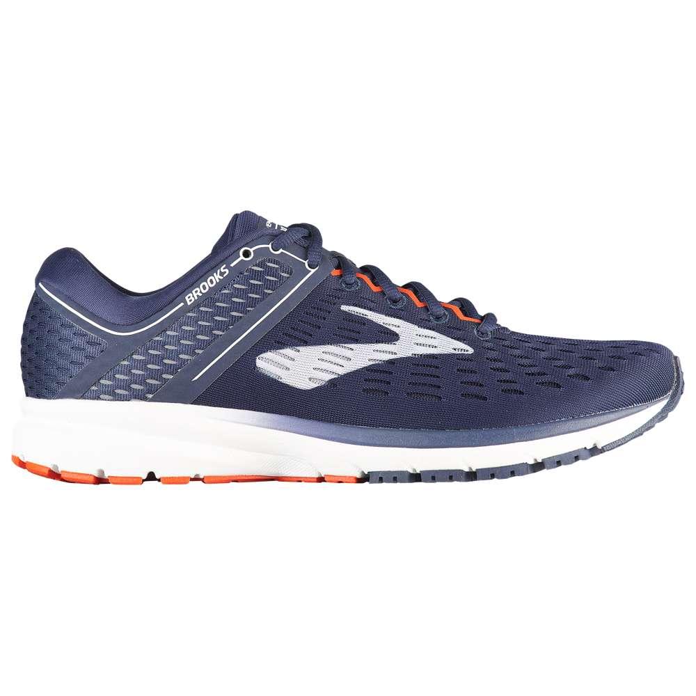 ブルックス Brooks メンズ ランニング・ウォーキング シューズ・靴【Ravenna 9】Navy/White/Orange