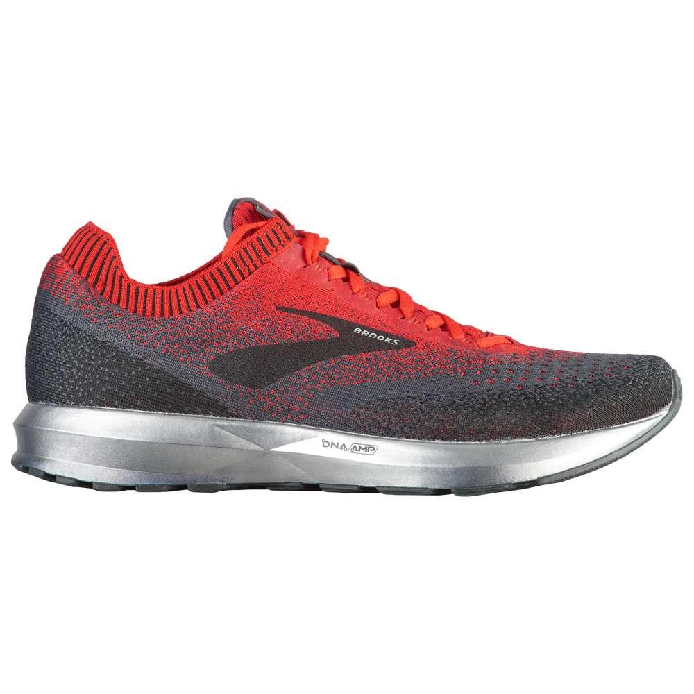 ブルックス Brooks メンズ ランニング・ウォーキング シューズ・靴【Levitate 2】Black/Ebony/Red