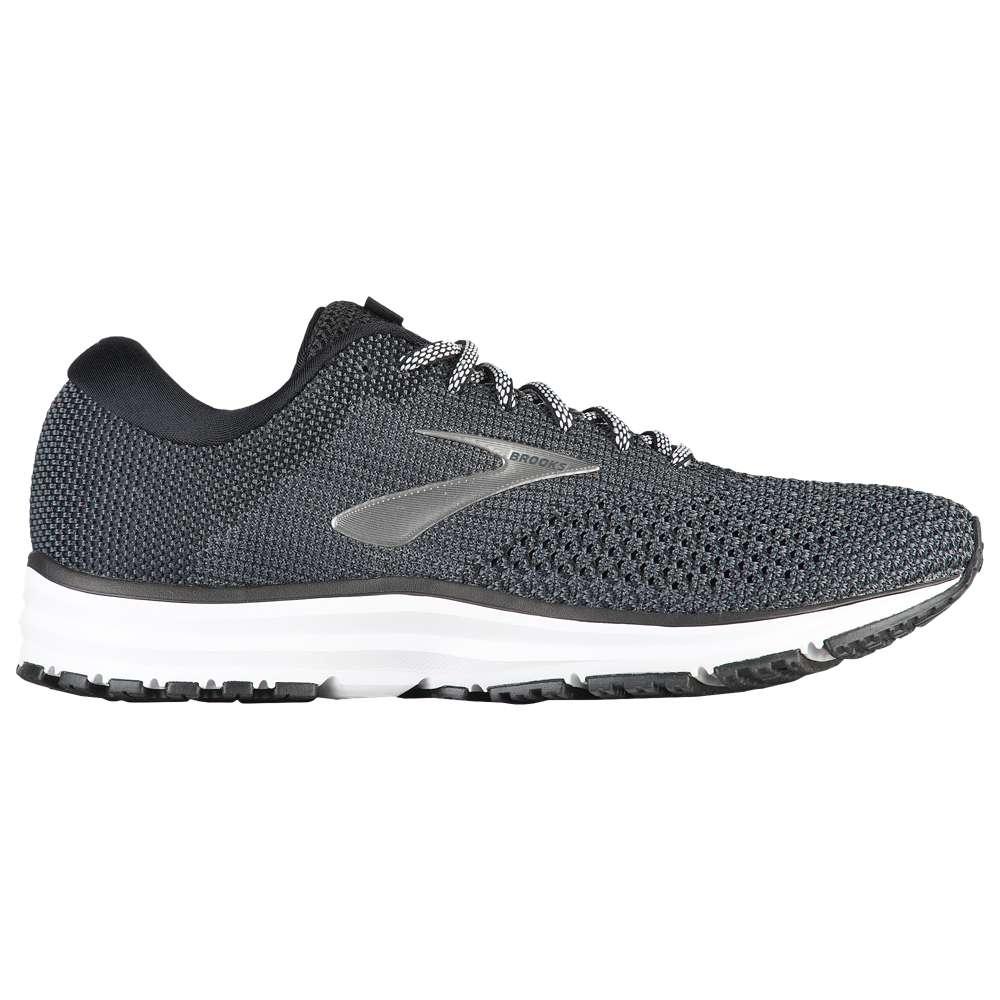ブルックス Brooks メンズ ランニング・ウォーキング シューズ・靴【Revel 2】Black/Blue/Grey