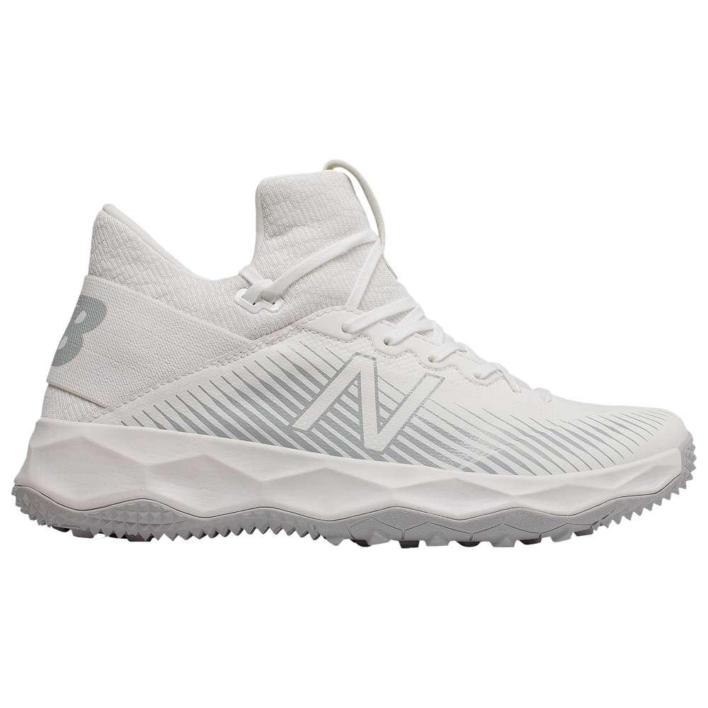 ニューバランス New Balance メンズ ラクロス シューズ・靴【Freeze 2.0 Turf MID】White/White