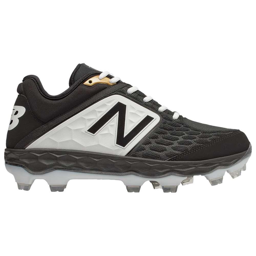 ニューバランス New Balance メンズ 野球 シューズ・靴【3000v4 TPU Low】Black/White