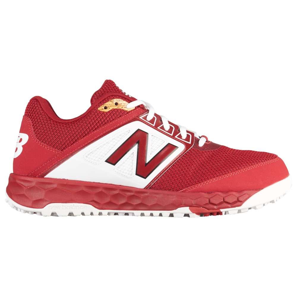 ニューバランス New Balance メンズ 野球 シューズ・靴【3000v4 Turf】Crimson/White