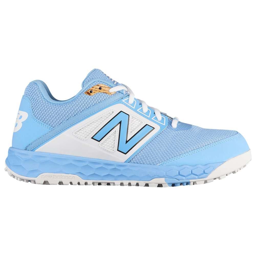 ニューバランス New Balance メンズ 野球 シューズ・靴【3000v4 Turf】Carolina Blue/White