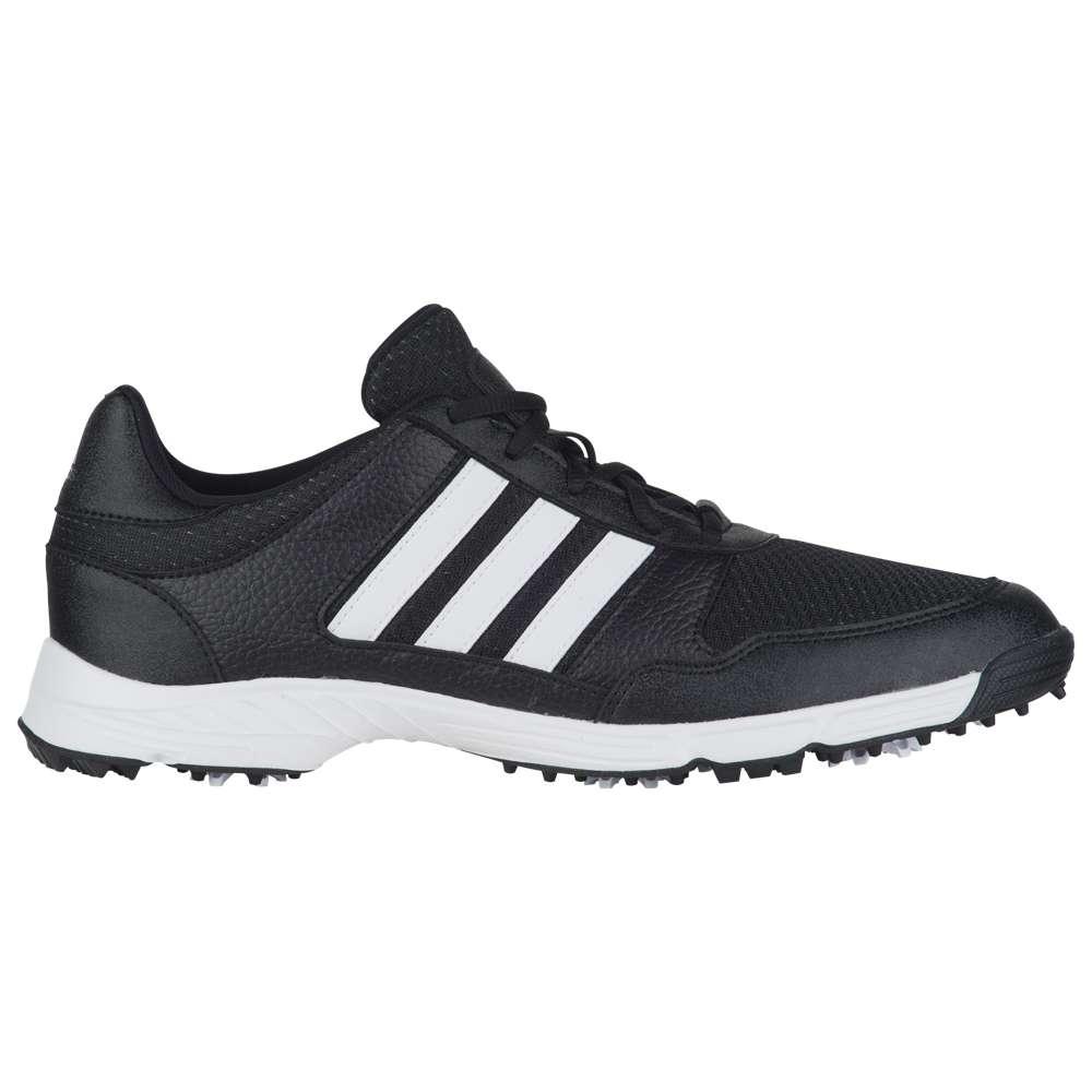 アディダス adidas メンズ ゴルフ シューズ・靴【Tech Response Golf Shoes】Black/White/Black