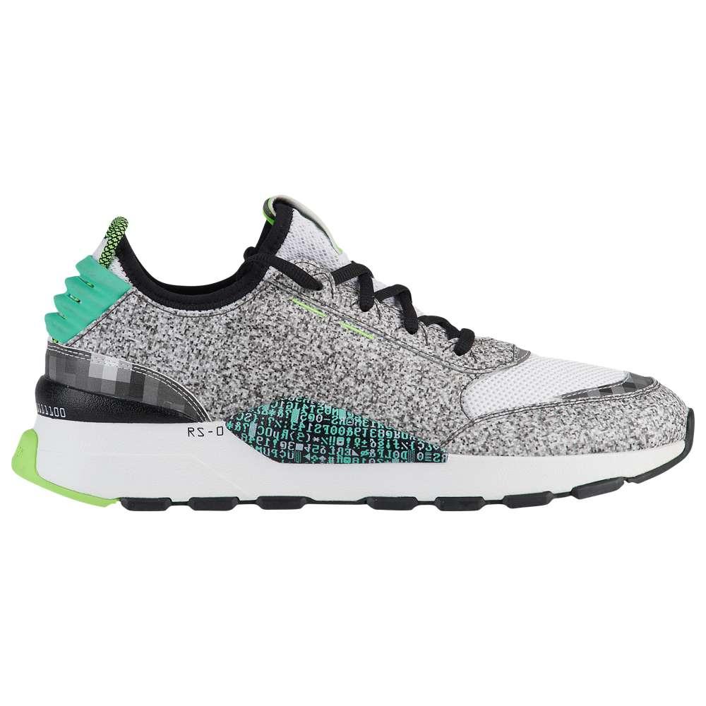 プーマ PUMA メンズ ランニング・ウォーキング シューズ・靴【RS-0】Black/White/Biscay Green